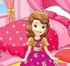 Princesa Sofia decoração de quarto