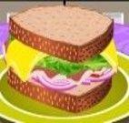 Fazer sanduiche