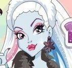 Vestir Monster High Abbey moda