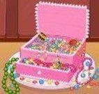Bolo caixa de jóias
