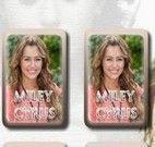 Jogo da memória Miley Cyrus
