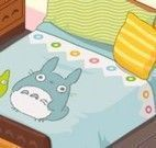 Decorar quarto do Totoro