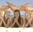 Pintar H2O meninas Sereias