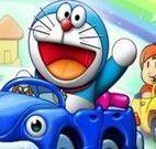 Corrida de carro Doraemon