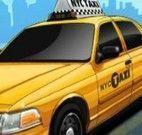 Dirigir táxi em Nova York