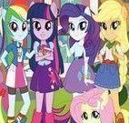 My Little Pony números ocultos