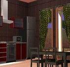 A cozinha 3D