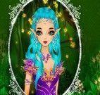A linda elfo