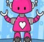 A menina robô