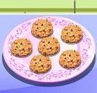 Fazer biscoitos de aveia
