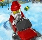 Lego aventuras na neve