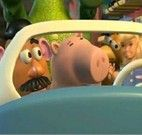 Quebra cabeça Barbie e Toy Story