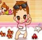 Dança do bebê Gangnam Style