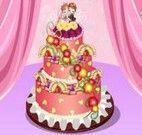 Fazer decoração no bolo