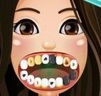 Dentista de menina