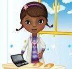 Doutora Brinquedos decorar consultório