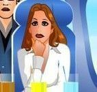 Servir passageiros no avião