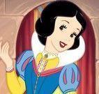 Vestir Aurora, Branca de Neve e Jasmine