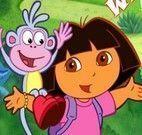 Achar objetos da Dora