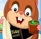 Administrar spa do hamster