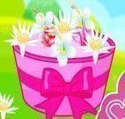 Encher vaso de flores