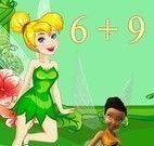 Fada Sininho matemática