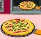 Loja de pizza