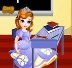 aula de matemática Princesa Sofia