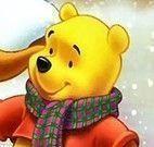 Ursinho Pooh no Natal diferenças