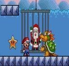 Ajudar Mario salvar o Papai Noel