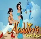 Aladdin e Jasmine - Dia dos Namorados