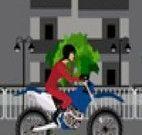 Andar na bicicleta radical