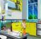 Arrumando a cozinha
