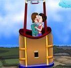 Beijar no balão