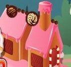 Decorar castelo de doces