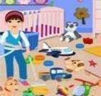 Arrumar quarto do bebê