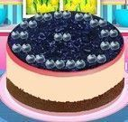 Receita de torta de amora