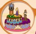 Decorar bolo da Rapunzel