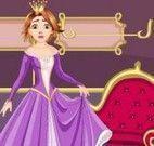 Decorar castelo da princesa Rapunzel