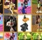 Jogo da memória Looney Tunes
