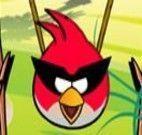 Angry Bird ovos dourados