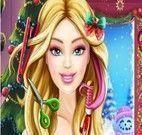 Barbie salão de beleza para Natal