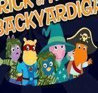 Backyardigans halloween