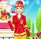 Barbie bombeira