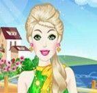 Barbie fazer as unhas