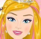 Barbie vida da Ever After High no spa