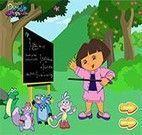 Arrumar Dora a professora