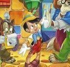 Puzzle da Disney Pinóquio