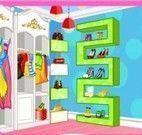 Decoração do novo closet