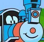 Atravessar linha do trem